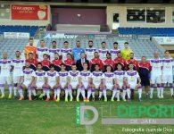 El Real Jaén realiza su foto oficial de la temporada 2016-17