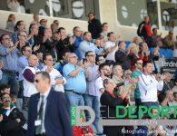 La afición en La Victoria (Real Jaén – Lorca FC)