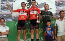 Los bikers Beltrán y Carrasco logran un doblete en Media Maratón MTB Villaviciosa
