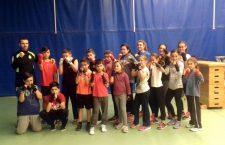 Las escuelas infantiles de boxeo sin contacto arrancan con éxito en Jaén