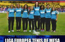El Tecnigen Linares disputará en casa la Liga Europea de Tenis de Mesa