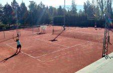 Martínez Baena se impone en el Memorial 'Paco Quesada' y Fernando García vence en el I Circuito del Olivar de tenis