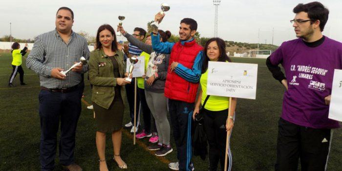 Los XXX Juegos Provinciales de Deporte Especial reúnen a 400 participantes en Martos