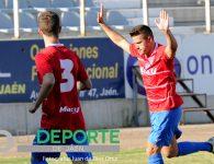Un gol de Israel Jerez basta para tumbar a un Real Jaén apagado