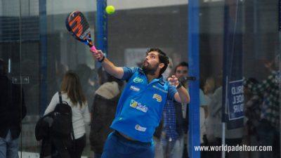 Luque y Gadea sellan su pase a cuadro final del Zaragoza Open