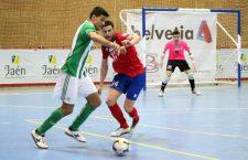 Atlético Mengíbar y Real Betis firman tablas en un intenso derbi