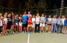Jorge Poyatos y Clara Gándara se imponen en el Trofeo Alcaldesa de Úbeda de tenis