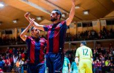 Emilio Buendía renueva su contrato con el Levante UD FS