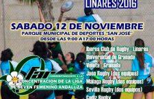 Linares acoge este sábado la II Concentración de la liga femenina andaluza de seven