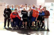 Padel Center Úbeda y PadelaKademia vencen en el Campeonato Provincial por equipos