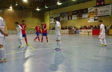 Importante victoria del Atlético Mengíbar ante el O Parrulo Ferrol