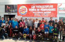 Ortega-Pérez y Porras-Fernández vencen en el trofeo Burger King Ronda de Marroquíes y Fuentezuelas