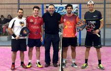 Luque-Ortega y Porras-Fernández, campeones del Open Oro Padel Pink Mengíbar-Trofeo Helvetia
