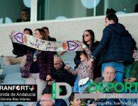 La afición en La Victoria (Real Jaén-CF Villanovense)