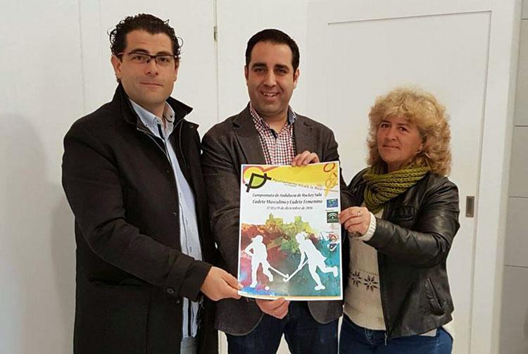 Alcalá la Real acoge este fin de semana el Campeonato de Andalucía de Hockey Sala Cadete
