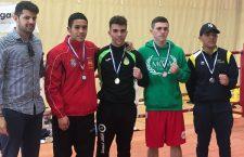 El jiennense Ángel Villén logra un oro en el Campeonato de España de Clubes de Boxeo 2016