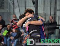Luque-Ortega y Porras-Fernández, campeones del Master Bullpadel-Aspadel Jaén 2016