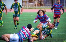 El Jaén Rugby vence al RC Cádiz CF y concluye el año como segundo de grupo