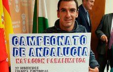 Martínez Tajuelo inicia la temporada en el Andaluz de Natación Paralímpica