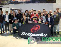 Entrega de premios del Master Bullpadel-Aspadel Jaén 2016