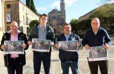 Úbeda acoge este fin de semana el Jaén Tenis Tour Master