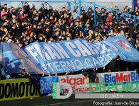 La afición en Linarejos (Linares Deportivo – Real Jaén)
