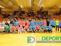 El III Triangular Solidario logra recaudar 1500 euros para ALES