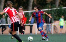 María Alharilla, convocada por la Selección Española