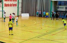 El Atlético Mengíbar consigue un nuevo triunfo en la casa del Cidade de Narón