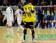 El Jaén FS certifica el pase a la Copa de España con una remontada heroica