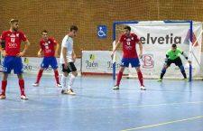 El Atlético Mengíbar vence en casa al Rivas Futsal y se coloca sexto