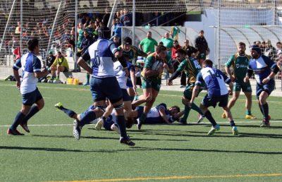 El Jaén Rugby Club logra la clasificación para la fase de ascenso