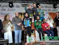 Carlos Castillejo y Nazha Macroch se imponen en la multitudinaria 'San Antón' de Jaén