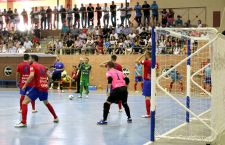 El Mengíbar FS intentará ascender el difícil escalón del derbi en Antequera