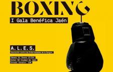 Jaén acogerá la I Velada Benéfica de boxeo de cuello blanco a favor de ALES