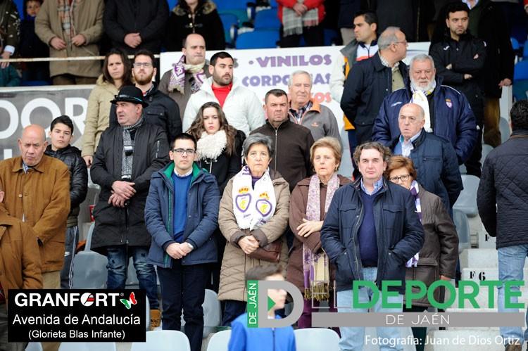 La afición en La Victoria (Real Jaén – CD El Ejido 2012)