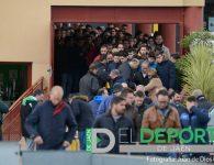 La afición en La Juventud (Atlético Mancha Real – Real Jaén)