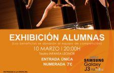 La escuela de Pole Dance Bodywave realizará una exhibición el 10 de marzo en el Teatro Infanta Leonor