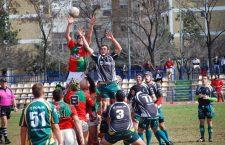El Jaén Rugby vence al CAR Sevilla y se coloca como favorito para pasar a las semifinales