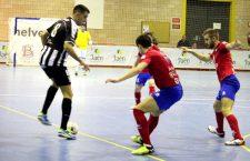 El Atlético Mengíbar golea al Tenerife y sigue pegado a la zona alta