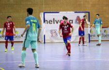 Lucha por lograr el playoff entre O Parrulo Ferrol y Atlético Mengíbar
