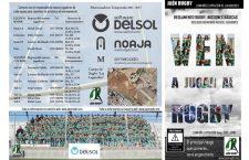 El Jaén Rugby Club impulsa la campaña de captación de nuevos jugadores
