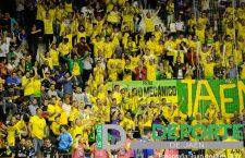 Más de 2.000 seguidores del Jaén FS apoyarán a su equipo en la Copa de España
