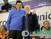 La afición en La Salobreja (Jaén FS-Palma Futsal)
