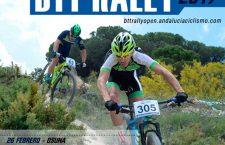 La Carolina acoge este domingo la segunda prueba del Open de Andalucía de BTT Rally