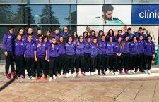 Las jiennenses sub'14 y sub'16 participan en el Andaluz de selecciones provinciales