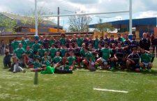 El Jaén Rugby Club es finalista a pesar de la última derrota ante el CR San Jerónimo