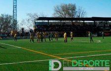 El Atlético Mancha Real mereció más en el debut de Bodipo