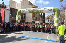 Alberto Casas y Lola Chiclana vencen en la XXIX Carrera Urbana de San José de Mancha Real