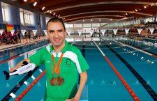 Martínez Tajuelo logra en Oviedo el pase al Mundial de Natación Paralímpica de México